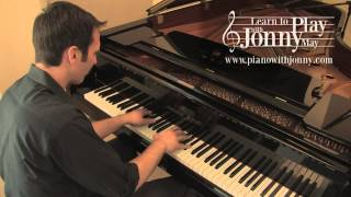 Don't Know Why - Norah Jones, Piano Cover by Jonny May (High Quality)