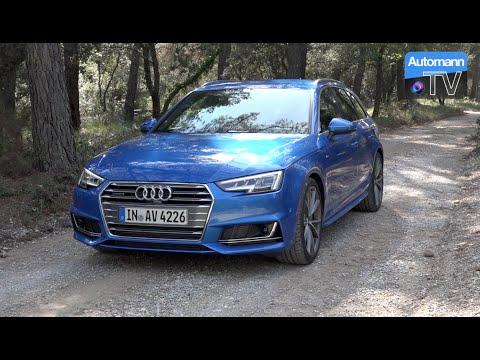 Audi A4 Avant Универсал класса D - рекламное видео 2