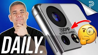 Galaxy S22 Ultra MASSIVE Camera, iPhone Zoom Changes & more!