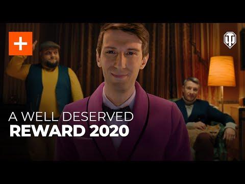 World of Tanks Well-deserved reward 2020 video