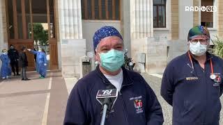 Olivicoltori pugliesi donano Dpi e ventilatori al Policlinico
