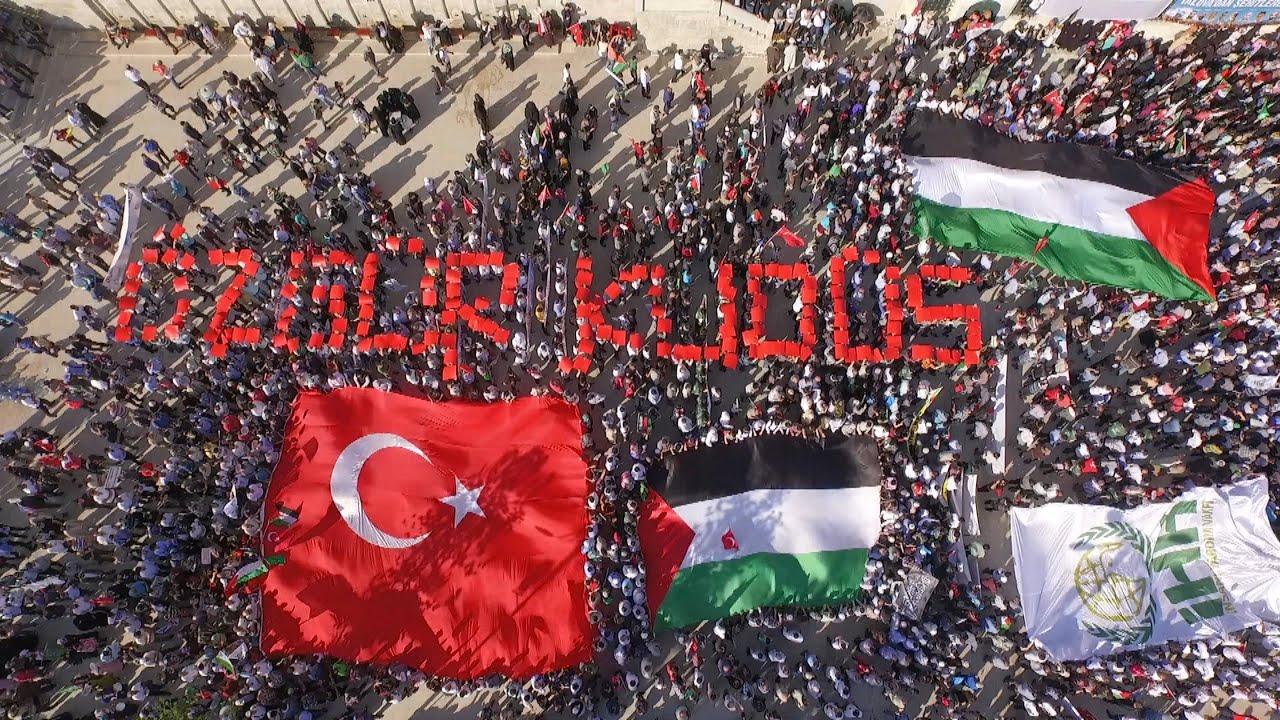 Özgür Kudüs Yürüyüşü / Bülent Yıldırım