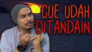 MINUM AIR DAN MAKAN SATE YANG ISINYA JIN SEMUA - with Runan Handoyo (plus QnA)   Rumah Horror #3