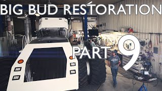 BIG BUD Tractor 🚜 Restoration - Part 9