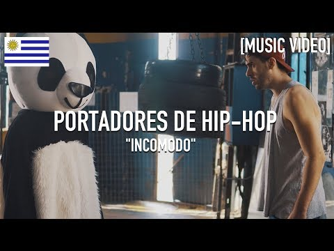 Portadores De Hip Hop - Incómodo [ Music Video ]