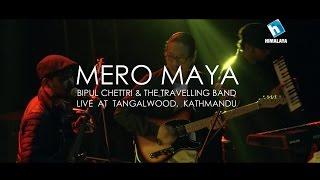 Bipul Chettri & The Travelling Band - Mero Maya (Live at Tangalwood)
