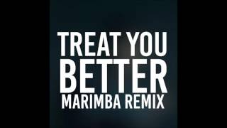 Treat You Better (Marimba Remix of Shawn Mendes)