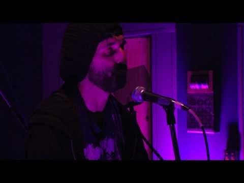 "Rob Potylo performing ""Held Hostage"" live at New Alliance Studios"