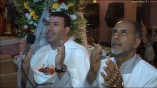 Vídeos - Mensagens comunicadas por Nosso Senhor Jesus Cristo, Nossa Senhora e Santa Elvira nos Cenác