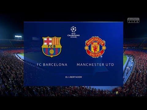 Barcelona Vs Manchester United 2019 | www.wtibo.com
