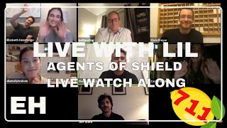 Live With Lil! AGENTS OF SHIELD Ep 711