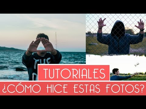 Tutorial - ¿cómo Hice Estas Fotos? Photoshop & Lightroom