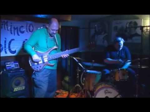 Stefano Mora Electrio - Live al Ricomincio da Tre, PG, 26/10/2012