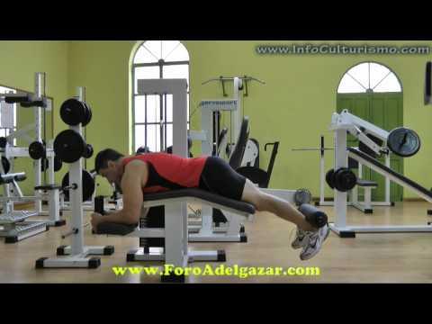 El programa para el adelgazamiento el gimnasio para las mujeres