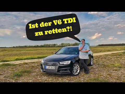 Ist der V6 TDI noch zu retten?! Im Test der Audi A4 Avant 50 TDI Quattro