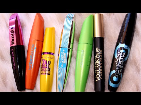 Frugal Fridays | Battle of the Waterproof Drugstore Mascaras!