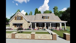 COUNTRY HOUSE PLAN 425-00004