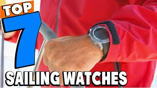 Top 5 Best Sailing Watches Review In 2021