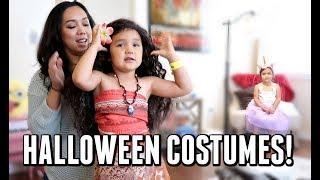 HALLOWEEN COSTUMES 2018! -  ItsJudysLife Vlogs
