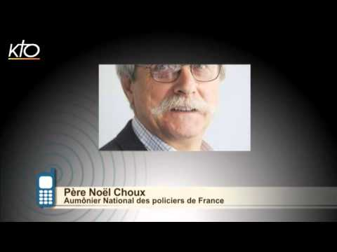 #PrayForParis - Père Noël Choux