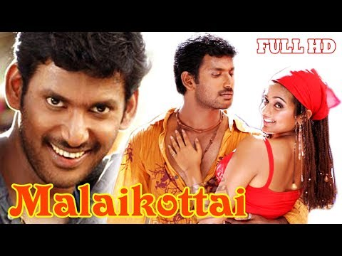 Tamil Latest Full Movie 2018 HD || Malaikottai Movie || Vishal Priyamani Urvasi Devaraj || HD