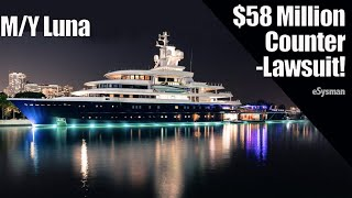 Incredible Turn of Events in SuperYacht Divorce Battle!