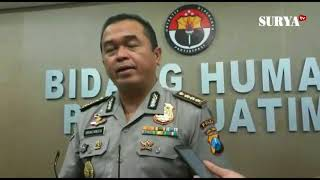 Polda Jatim Tetapkan Status Buron pada Bos Empire Palace Surabaya