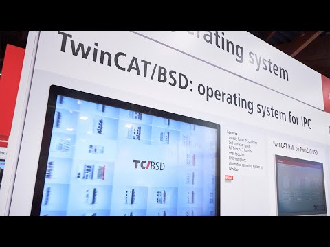 TwinCAT/BSD: operating system for IPC