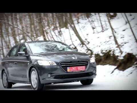 Peugeot  301 Седан класса B - тест-драйв 1