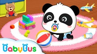 Baby Panda Care | Game For Kids |  App Gameplay Video | BabyBus