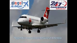 Angel Air Ambulance Service in Bangalore at Affordable Cost