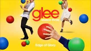 Edge of Glory | Glee [HD FULL STUDIO]