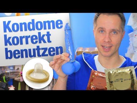 Kondom korrekt benutzen | jungsfragen.de