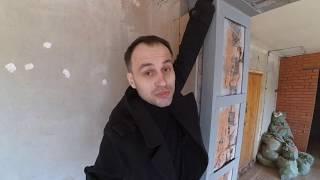 Правильное расширение проема в капитальной стене, резка проема в стене из кирпича
