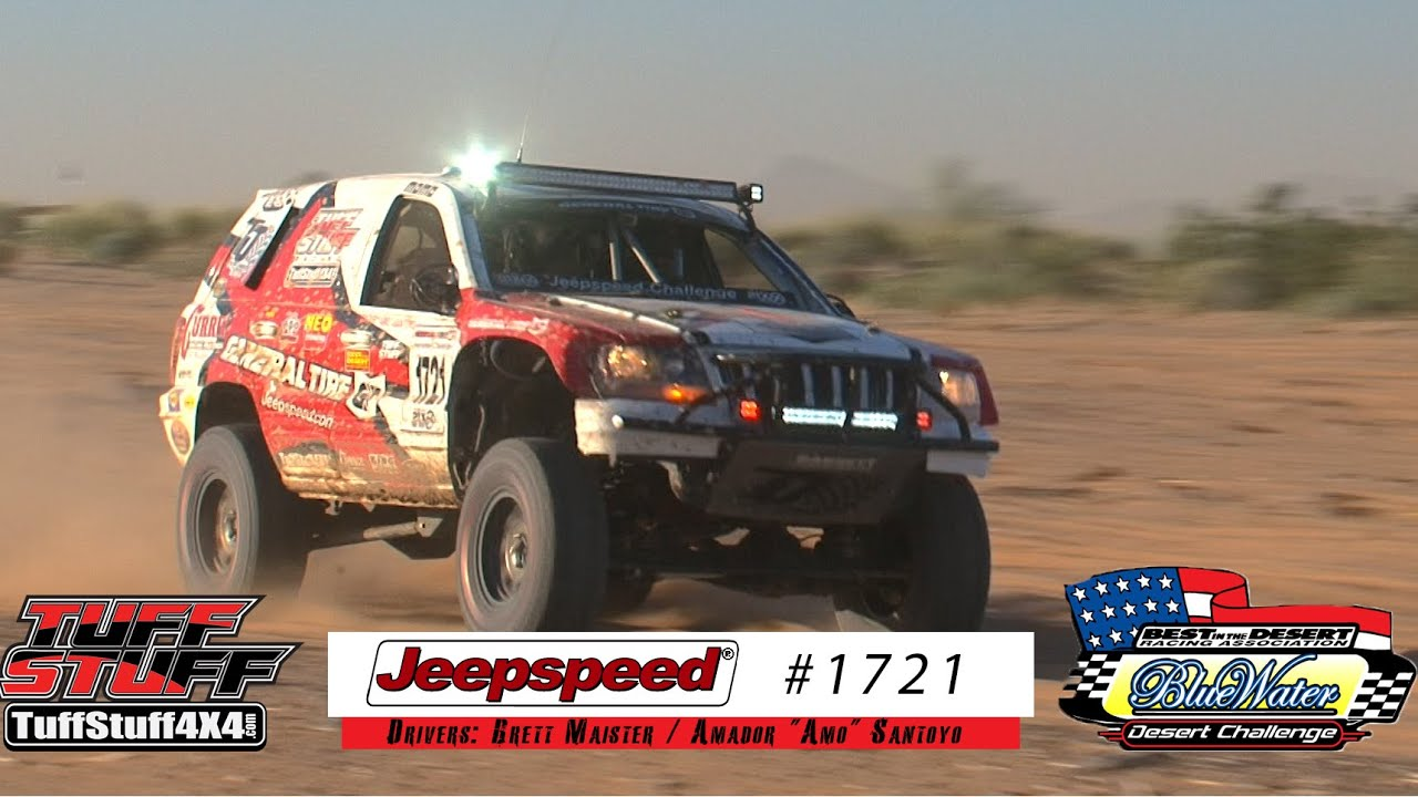 Tuff Stuff 4x4 Products - BlueWater Desert Challenge