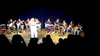 Divertimento em Fá Maior para Cordas, K.138(Andante) - Mozart - Orq.de Guitarras Souza Lima