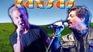 Steve Walsh VS! John Elefante - Kansas Tribute