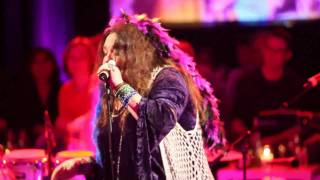 """""""Move Over"""" (Woodstock - Janis Joplin cover ) - Marion La Marché & The News @ Wollfabrik"""