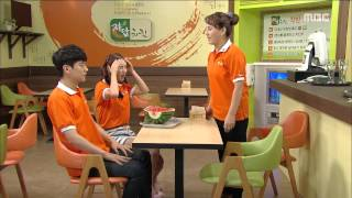 [Eve Love] 이브의 사랑 78회 - Reserve Schmoop Couple 'CHU' 예비 닭살 부부 '쪽 쪽' 20150902