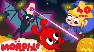 HALLOWEEN BATS! - My Magic Pet Morphle | Cartoons For Kids | Morphle TV | BRAND NEW