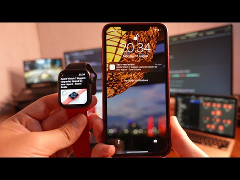 Build WatchOS News App with SwiftUI & News API   Full Course thumbnail