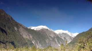 preview picture of video 'Franz Josef Glacier in New Zealand'