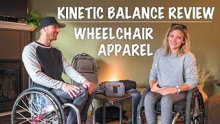 Kinetic Balance Review - Wheelchair Apparel