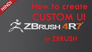 zbrush custom brush shelf - Free video search site