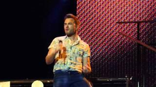 Westlife - Medley -I've Got A Feeling - Live Nottingham Arena 5th June 2012