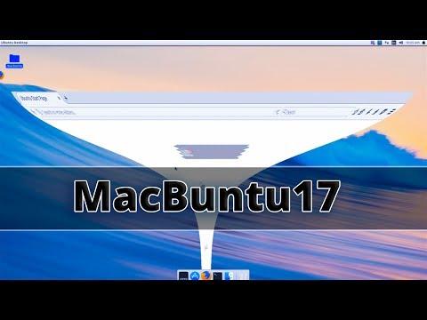 macbuntu 17 04 : Make Ubuntu Look Like Mac OS X   Youtube