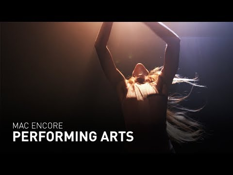 Lighting for Performing Arts - MAC Encore Performance