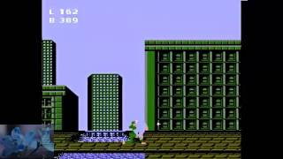NESファミコンゴルゴ13第一章神々の黄昏1