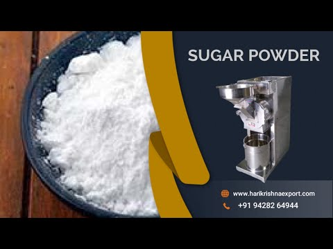 Industrial Masala Grinder Machine
