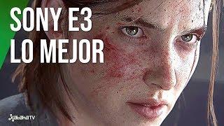 Lo mejor de Sony en el E3 2018: Resident Evil 2 Remake, The Last of Us 2, Death Stranding y más